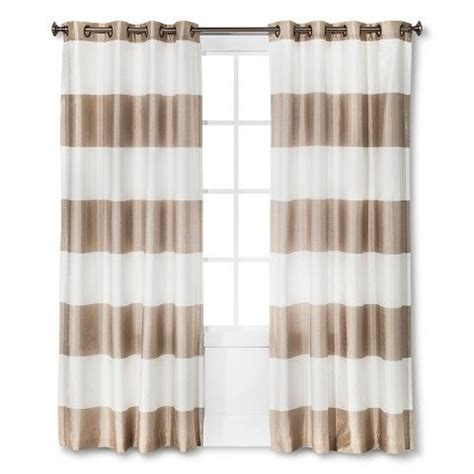 stripe curtains bold stripes and curtain panels on pinterest