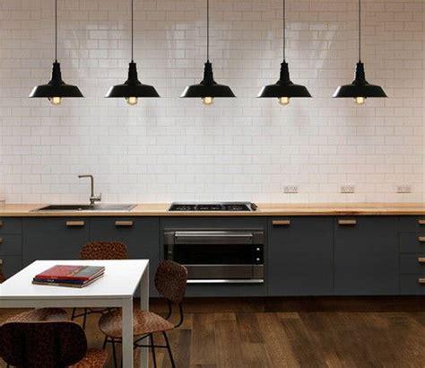 vintage industrial pendant light dining kitchen ceiling