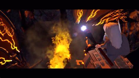 lego lord   rings walkthrough balrog  morgoth