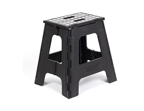 home plans for free stool folding black kikkerland design inc