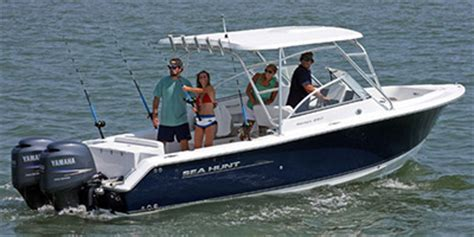 Sea Hunt Boats Nada by 2014 Sea Hunt Escape 250 Le Dl Price Used Value Specs