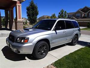 Fs   For Sale  Co  2004 Forester Xt  Manual   123k