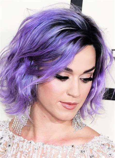 Best 25 Purple Hair Streaks Ideas On Pinterest Purple