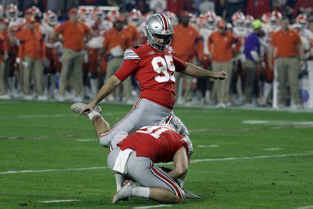 Ohio State football's Blake Haubeil left Penn State win ...