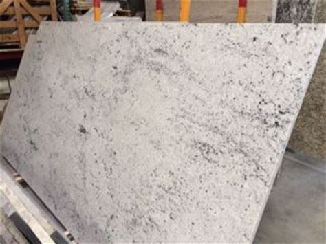 cotton white granite   white granite countertops
