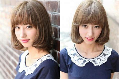 gaya rambut wanita jepang   ngetren bak idol grup