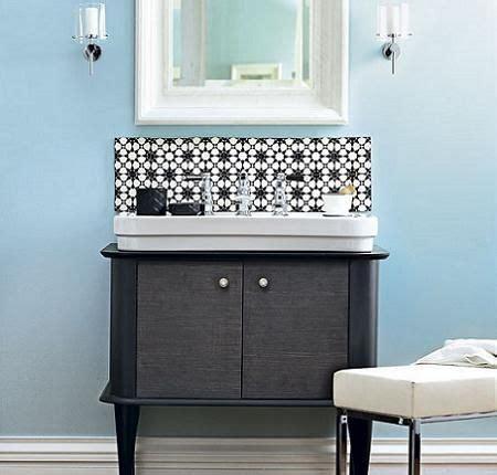azulejos  banos en el lavabo decoracion