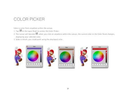 28 color picker using paint sportprojections