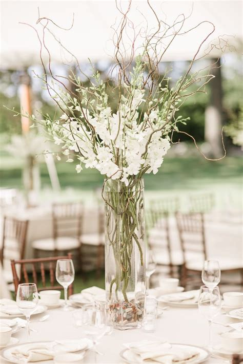 Flower Vases For Centerpieces by Best 25 Vase Centerpieces Ideas On