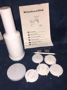 KitchenAid Pasta Maker Plates