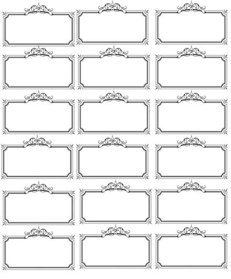 pin  dears nov  labels printable label templates