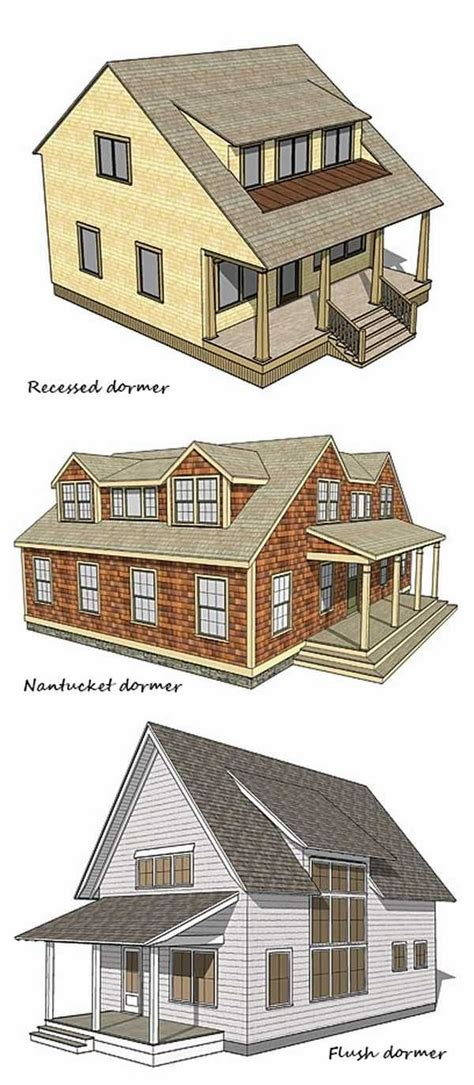 Types Of Dormers On Houses by What Are Shed Dormer Types How To Build Shed Dormer
