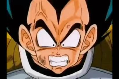 Vegeta Dragon Gifs Ball Animados Teeth Pleased