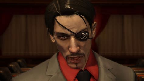 yakuzas majima   perfect complement  kiryu michibiku