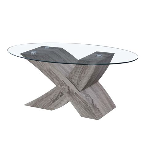 outdoor dining table glass top ella 110x60cm glass top coffee table decofurn factory shop