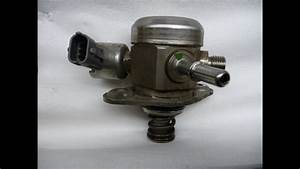 Hyundai    Kia Gdi High Pressure Pump Replacement