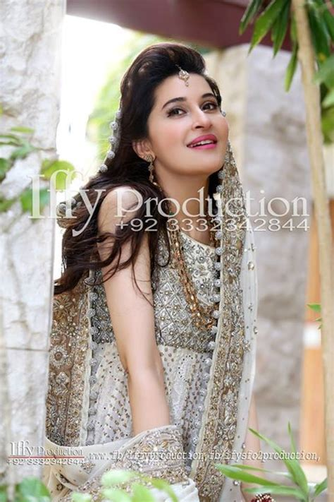 shaista lodhi nikah photoshoot   husband adnan