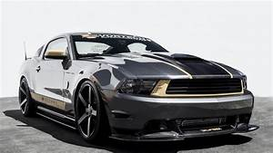Ford mustang stylish car
