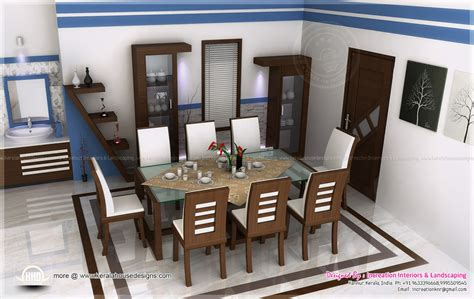 design your home interior house interior ideas in 3d rendering kerala home design