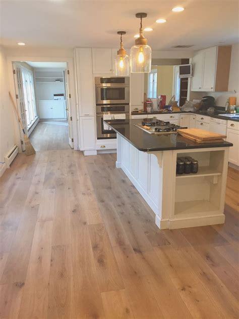 suitable flooring for kitchens ffbbec wide plank engineered wood floors hardwood plus cozy style is engineered wood flooring