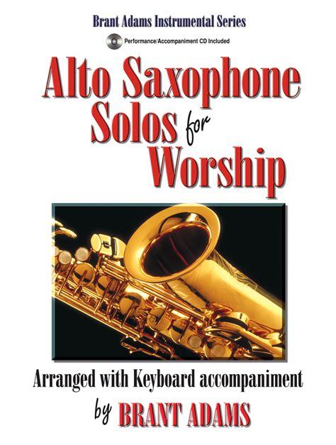 Alto Saxophone Solos for Worship