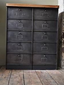 Casier Vestiaire Industriel : casier industriel ~ Teatrodelosmanantiales.com Idées de Décoration