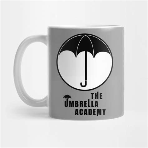 Umbrella Academy Logo - Umbrella - Mug | TeePublic