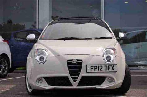 Alfa Romeo 2012 Mito 1.4 Tb Multiair Veloce 3dr Petrol