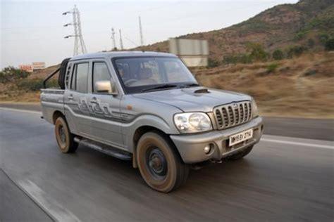 Mahindra Getaway 4x4 (old)  Autocar India