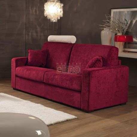 grand canap lit canapé lit convertible 3 places grand couchage gerry