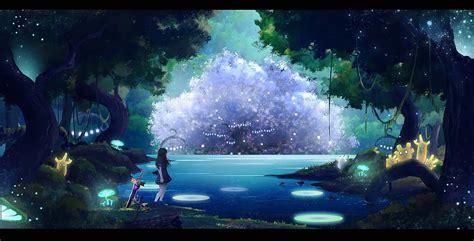 神秘河阿尔卡纳 插画 创作习作 星月灵 - 原创作品 - 站酷 (ZCOOL)