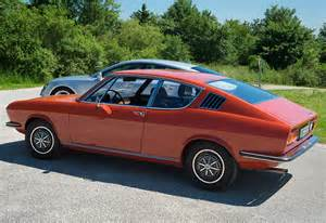 1973 Audi 100 Coupe