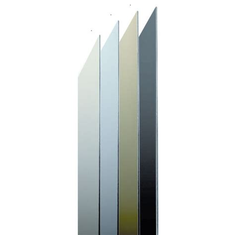 panneau composite l 233 ger en aluminium thermolaqu 233 anodis 233