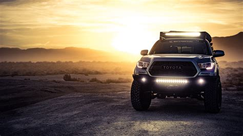 Toyota Venturer 4k Wallpapers by Wallpaper 3840x2160 Toyota Tacoma Toyota Suv