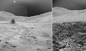 New Image Analysis: Has NASA Faked The Moon Landings In A ...