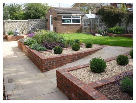 two level backyard landscaping ideas garden on two levels jayne anthony garden design