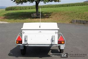 Westfalia Trailer With Lockable Lid 1981 Trailer Photo And