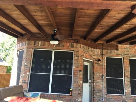 Equinox Louvered Roof System Patio Cover