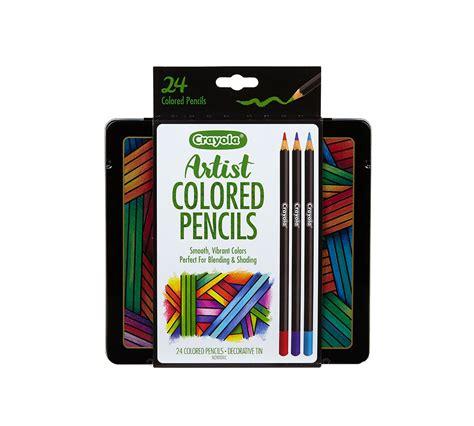 crayola artist gel colored pencils premium art tools