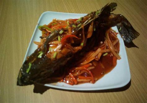 grouper sour fish sweet recipe