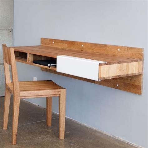 fabriquer bureau bois 1001 idées bureau diy planchez sur ces 44 modèles