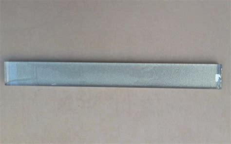 cuisine antique romaine mosaïque carrelage et frise argenté listel barrette satiné 20 cm achat mosaïque carrelage