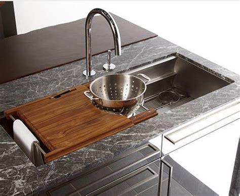 kitchen sink accesories kallista mick de giulio multiere 174 45 quot kitchen sink with 2554