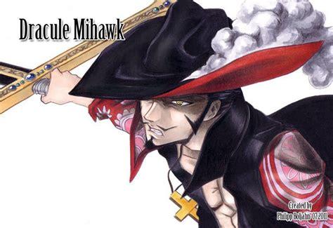 dracule mihawk anime amino