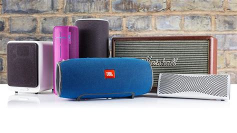 best bluetooth speakers 2019 portable wireless speakers tech advisor