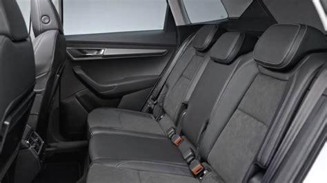qashqai nissan interior skoda karoq 2018 abmessungen kofferraum und innenraum