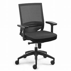 Bürostuhl Breite Sitzfläche : schreibtischstuhl 2475 mit netzr cken in schwarz ~ Markanthonyermac.com Haus und Dekorationen