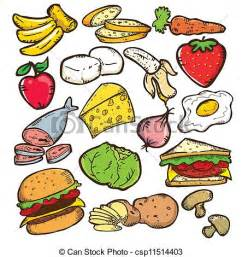 Healthy Food Clip Art Free