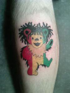 Rasta Lion Tattoo On Arm: Real Photo, Pictures, Images and ...