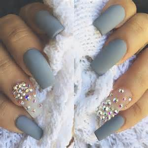 Best ideas about rhinestone nails on